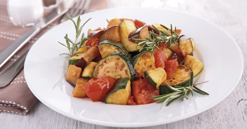Receta de Ratatouille con kCook | Kenwood