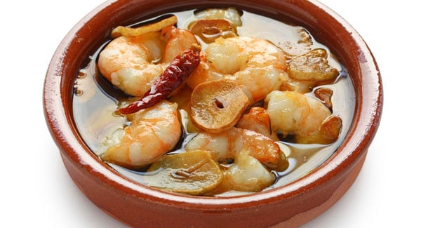 Receta de Gambas al ajillo | Cooking chef de kenwood
