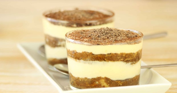 Receta de Tiramisú | cooking chef de kenwood