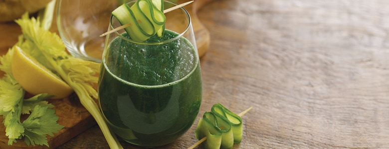 Super Green Goddess Smoothie