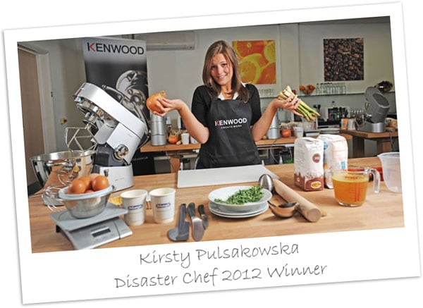 Disaster Chef 2012