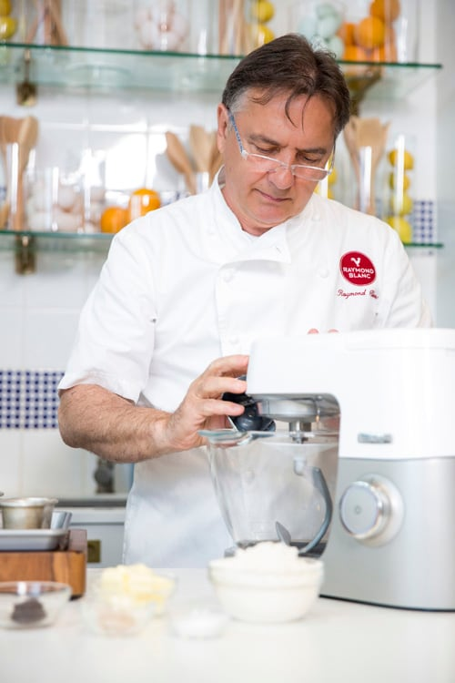 Raymond Blanc OBE, Michelin-Star Chef, Author and Television Personality