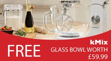 kMix Glass Bowl Promotion
