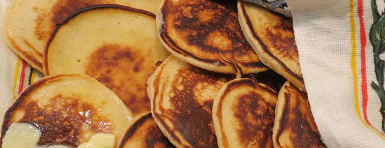 Granny's Scottish Pancakes by Patricia Leslie