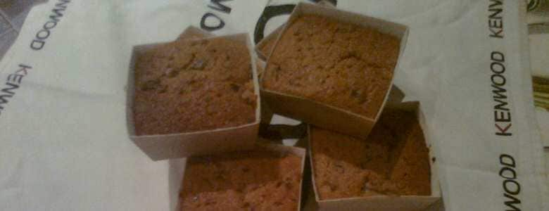 Spicy Date Cakes by Jennifer Croucher