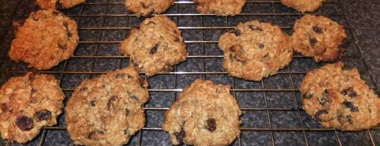Reduced Sugar, Gluten and Dairy Free Cookies by Heather Haigh