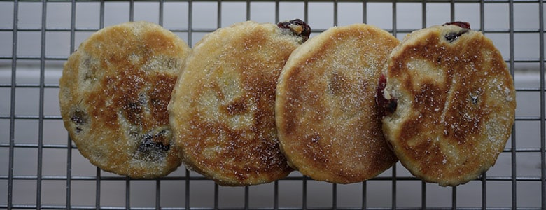 Christmas Welsh Cakes final