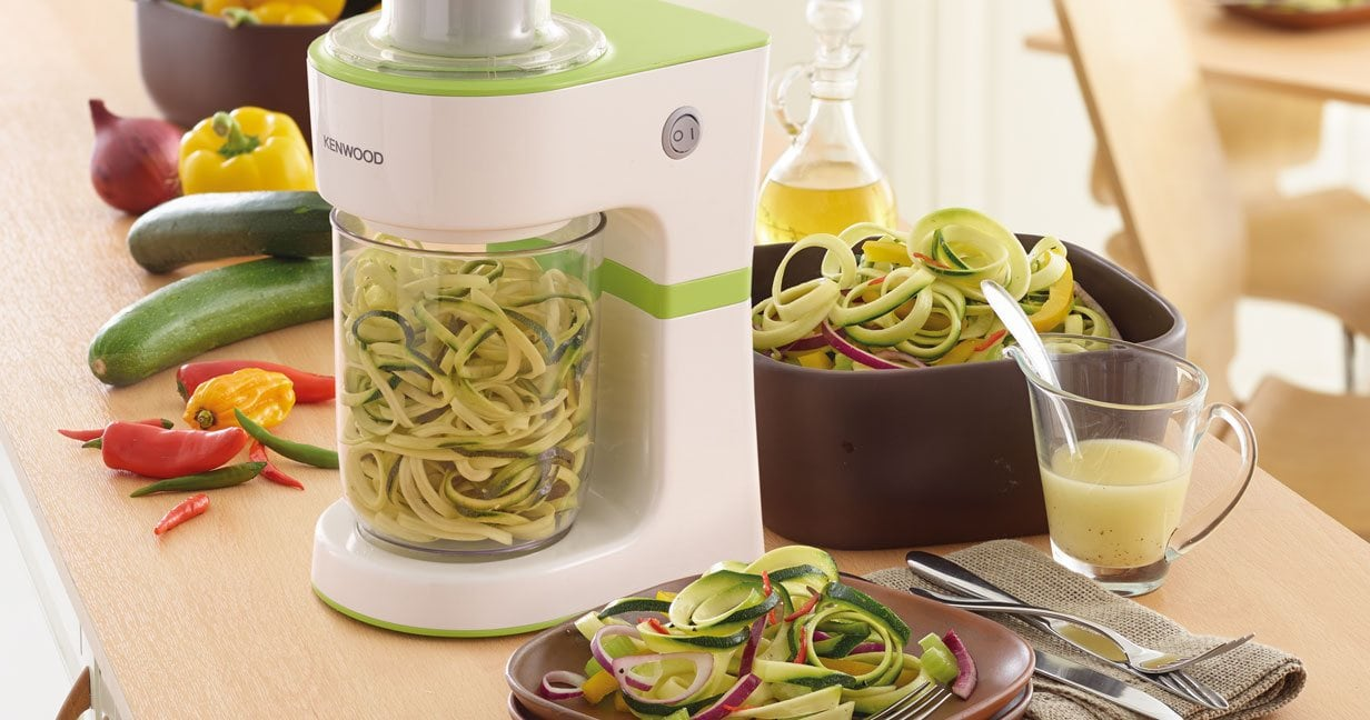 Kenwood Electric Spiralizer
