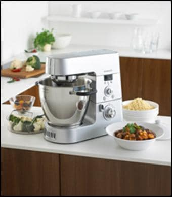 Kenwood Cooking Chef Epicurious
