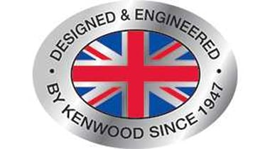 Kenwood product designs empower the user, they give you top quality results every time.