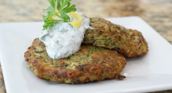 Potato Latkes using Multipro Food Processor