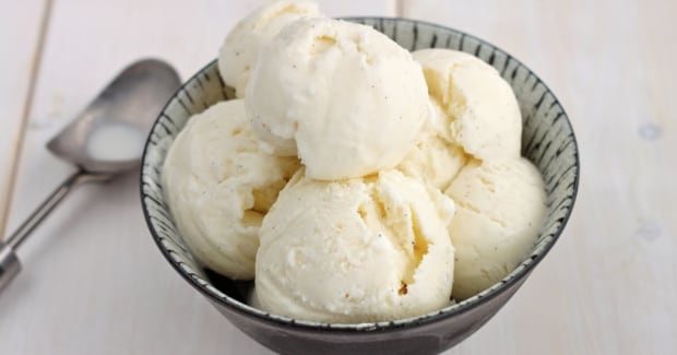 David Burke's Vanilla Ice Cream Recipe