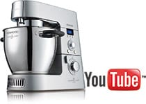 Kenwood sur YouTube