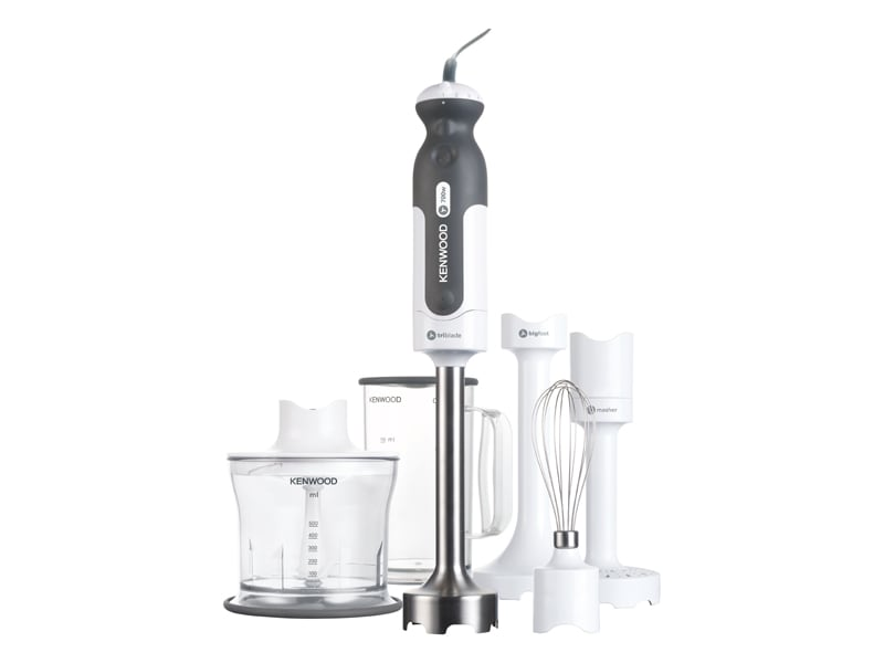Masher attachment with Kenwood UK Hand Blender HB724