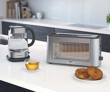 View the Persona Glass Toaster