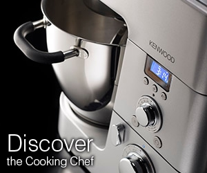 Kenwood cooking chef review