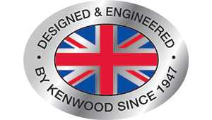 Design & Engineered by Kenwood
