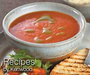 Recipes by Kenwood Hong Kong