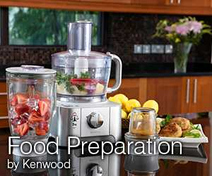 Food Preparation by Kenwood