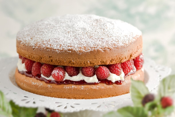 Kenwood Moments - All In One Sponge Cake Recipe