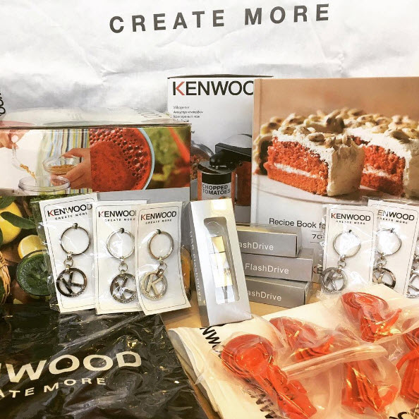 Win a Kenwood Haul of Goodies!