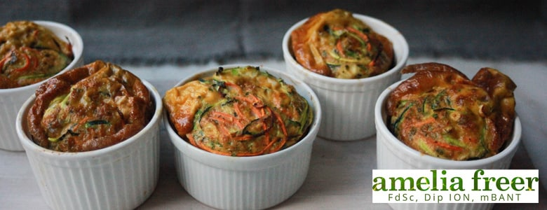 Vegetable Quiche with Parsley, Sage & Rosemary