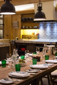Limewood cookery school