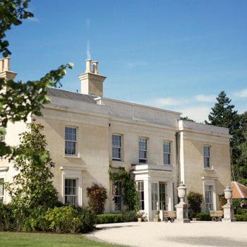 Lime Wood Hotel, where you can be in with a chance of winning a cookery school of your choice for you and a friend