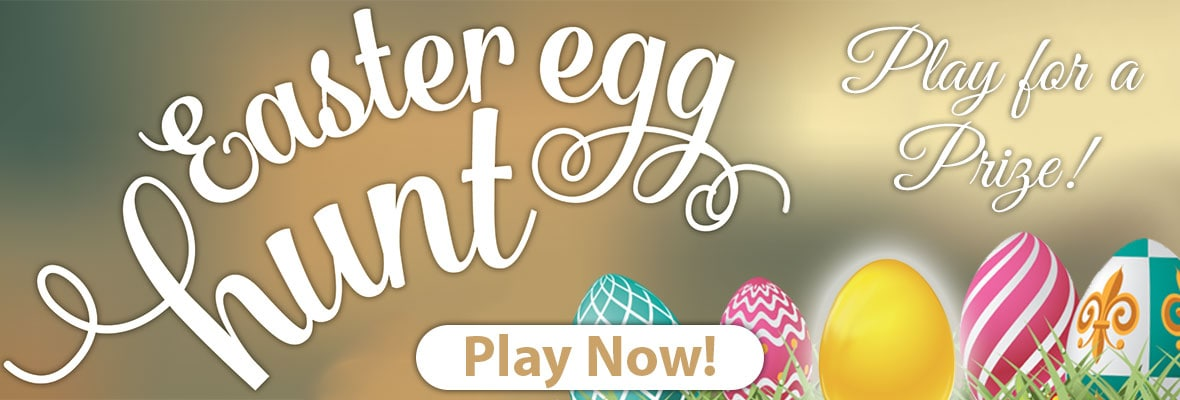 The Easter Egg Hunt is now on, play now!