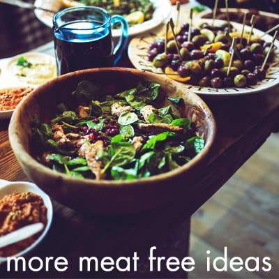 More Meat Free Recipes