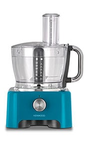Food Processor Bold Blue