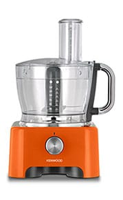 Food Processor Outrageous Orange