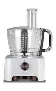Food Processor Coconut White