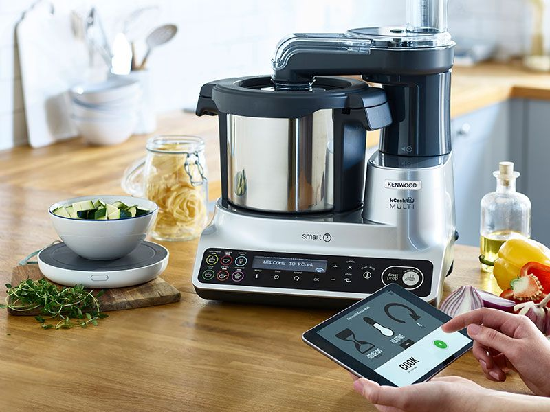 Kcook Multi Smart Kenwood International