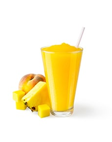Pineapple Peach Juice