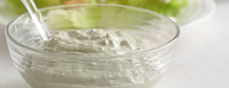 Walnut and Blue Cheese Dressing