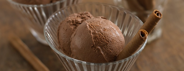 Chocolate Yoghurt Ice Cream