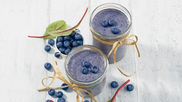 Chasing the Blues Away Smoothie