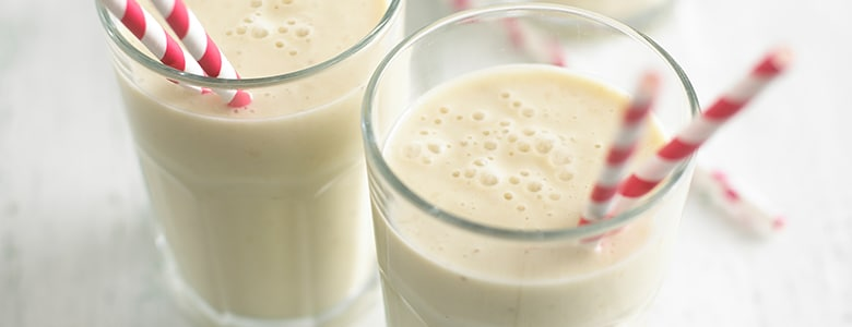 After School Banana Smoothie