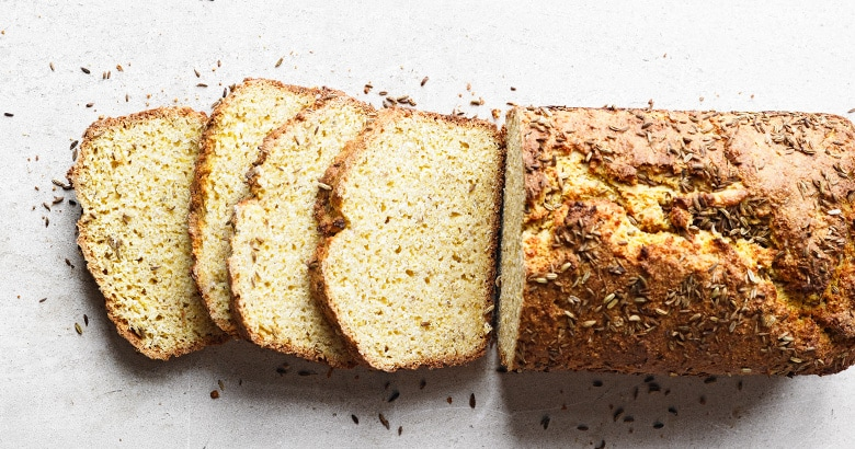 Cumin and Fennel Cornbread