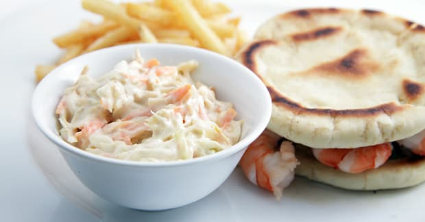 Crunchy Coleslaw Prospero recipe by Kenwood New Zealand