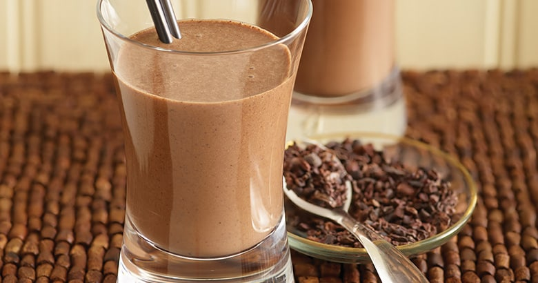 Sunrise Cacao Smoothie