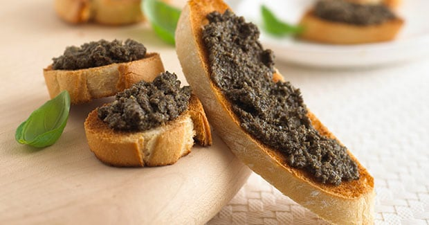 Tapenade Triblade recipe by Kenwood New Zealand