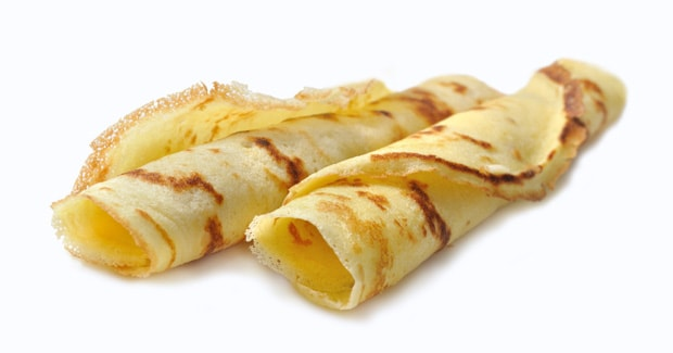 Pancakes and Crêpes