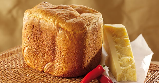 Chilli & Cheddar Cheese Bread