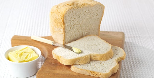 Basic Gluten-Free Bread
