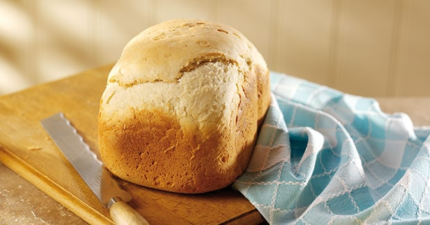 Rapid Bake Rustic White Bread