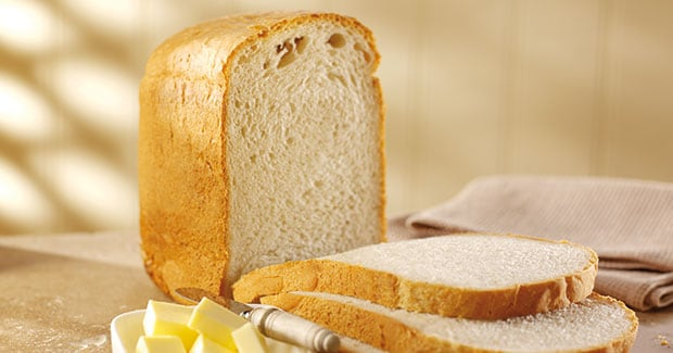 Rapid Button White Bread