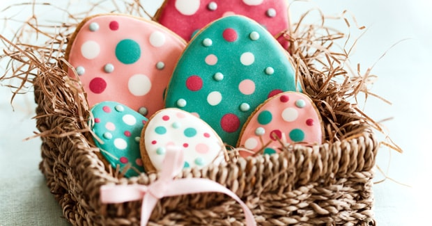 Easy recipes for easter biscuits