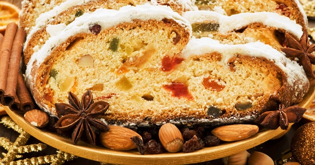 Celebration Fruit Cake recipe by Kenwood New Zealand